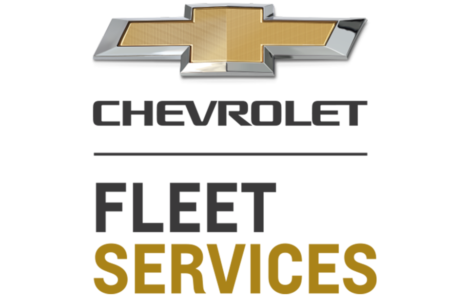 Logotipo Chevrolet Fleet Services